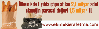 Ekmek İsrafı
