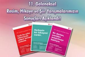 Ümraniye Belediyesi 11. Geleneksel Resim, Hikaye ve Şiir Yarışması Sonuçları Açıklandı