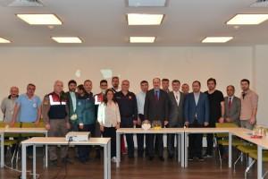 Ümraniye Belediyesi Kurumlar Arası Futbol ve Masa Tenisi Turnuvası'nın Fikstürleri Çekildi