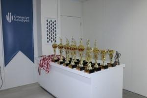 Ümraniye Belediyesi Birimler Arası Spor Turnuvalarının 2018 Fikstür Çekimi Yapıldı