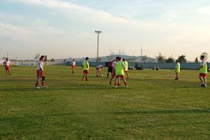 17. Ümraniye Belediye Başkanlığı Birimler Arası Futbol Turnuvası Devam Ediyor