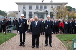 10 Kasım Resmi Töreni Yapıldı