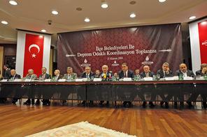 Belediye Başkanları İstanbul İçin Toplandı