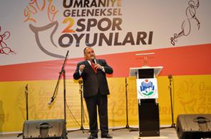 Ümraniye 2. Spor Oyunları Başladı
