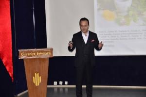 Dr. Ümit Aktaş Sağlıklı Yaşamın Sırlarını Anlattı