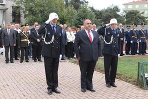 30 Ağustos Resmi Töreni Yapıldı