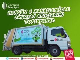 A Pioneer City in Recycling - Ümraniye