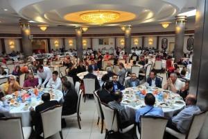Ankaralılar İftarda Bir Araya Geldi