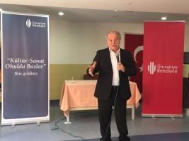 """""""Kültür-Sanat Okulda Başlar"""" Programları Ümraniye'de Başladı"""