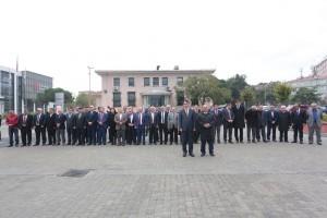 Ümraniye'de Muhtarlar Günü Münasebetiyle Tören Düzenlendi