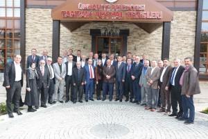 Ümraniye Belediyesi Muhtarlar Günü'nü Kutladı