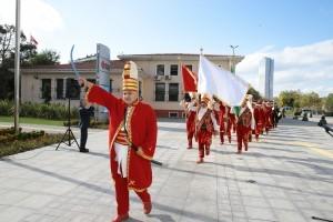 Ümraniye Belediyesi Mehter Takımı Kurdu