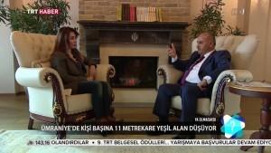 Başkan Hasan Can, TRT Haber -Ya Olmasaydı Programının Yayın Konuğu Oldu