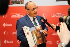 Ümraniye Belediye Başkanı Hasan Can A Haber ve TRT Haber'in Yayını Konuğu Oldu
