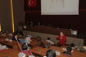 Ümraniye Belediyesi Stajyerlerine Eğitim Vermeye Devam Ediyor