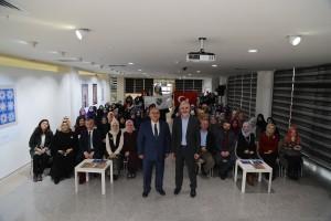 Sırbistan Sancak Tutin Kız İmam Hatip Lisesi Öğrencileri'nden Başkan Hasan Can'a Ziyaret