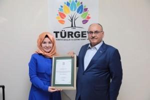 Başkan Hasan Can, Türgev Maltepe Yıldız Hasoğlu Yüksek Öğrenim Kız Öğrencileri'ne Seminer Verdi