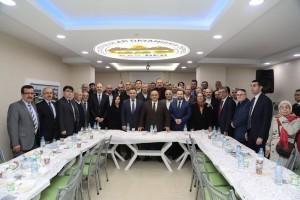 Başkan Hasan Can Ümraniye'deki Kastamonulular ile Bir Araya Geldi