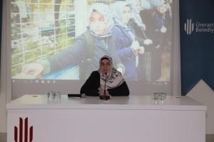 Ümraniye Kent Konseyi Kadın Meclisi Ümraniye Belediyesi Kültür Sanat Merkezinde Buluştu