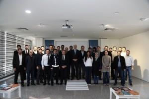 Ümraniye Belediyesi Birimler Arası Şehit Ömer Halisdemir Sezonu Başladı