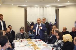 Başkan Hasan Can, Şile/Ağvalılar ile Buluştu