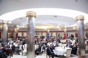 AK Parti İstanbul Milletvekili Hasan Sert ile Başkan Hasan Can, İlçedeki Öğretmenlerle Bir Araya Geldi