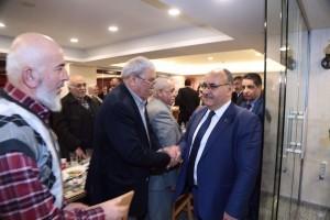 Başkan Hasan Can, AK Parti İlçe YKM Toplantısına Katıldı