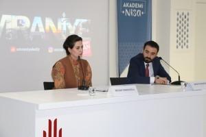 Akademi Nisa'nın Bu Haftaki Konuğu Nilhan Osmanoğlu'ydu
