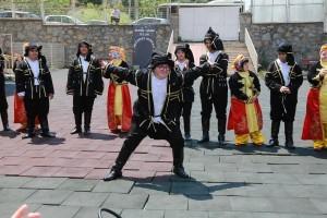 Ümraniye'de Otizmli Çocuklar İçin Mezuniyet Töreni Düzenlendi