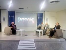 Ümraniye Belediyesi Kültür ve Sanat Merkezi'nde 'Peygamberlerin İzinde Kudüs' Paneli Yapıldı
