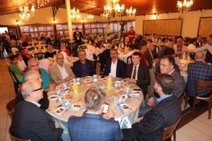 Ümraniye Belediyesi, Kent Konseyi Üyelerini İftarda Ağırladı