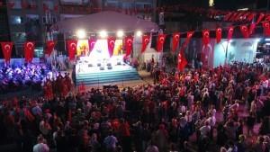 Ümraniye, 15 Temmuz Darbe Girişiminin Yıl Dönümünde de Ayakta!