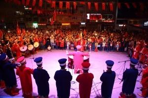 Ümraniye Belediyesi 15 Temmuz'u Unutmuyor, Unutturmuyor