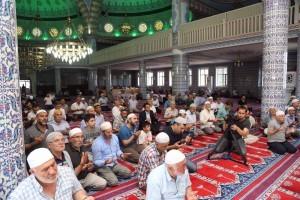 Başkan Hasan Can, 15 Temmuz Şehitleri İçin Düzenlenen Mevlid-i Şerif Programına Katıldı