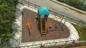 Ümraniye'de Parklar Yenileniyor