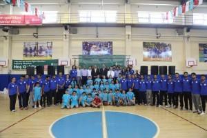 Yaz Kur'an Kursu Spor Okulları Kapanış Töreni Gerçekleşti