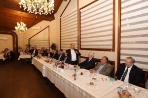 Başkan Hasan Can, AK Parti İstanbul Eski İl Genel Meclisi Üyeleri ile Bir Araya Geldi