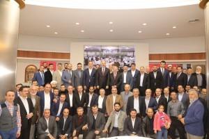 Ümraniye Belediyesi, Cami ve Din Görevlilerini Ağırladı