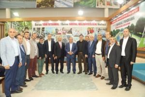 Başkan Hasan Can Sivas Günleri Etkinliklerine Katıldı