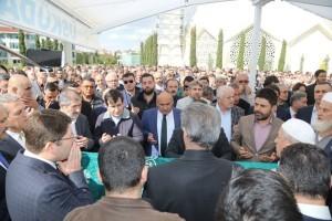İl Genel Meclisi Eski Üyesi Hasan Basri Nalbant Hakka Uğurlandı