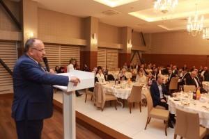 Başkan Hasan Can, AK Parti Ümraniye İlçe Teşkilatı'nın Genel İstişare ve Tanışma Toplantısına Katıldı