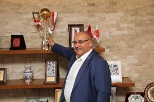 Başkan Hasan Can, Habertürk Gazetesine Ümraniyespor'un Başarı Hikâyesini Anlattı