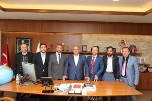 Başkan Hasan Can, DİYANET-SEN İstanbul 2 Nolu Şube ve Ümraniye Temsilciliğini Ağırladı