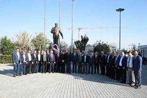 19 Ekim Muhtarlar Günü Ümraniye'de Çeşitli Etkinliklerle Kutlandı