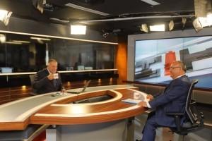 Başkan Hasan Can, Habertürk TV'nin Canlı Yayın Konuğu Oldu