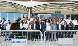 Ümraniyeliler Silivri'deki FETÖ Davalarını Takip Ediyor