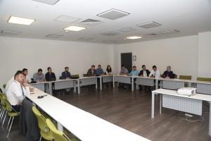 Ümraniye Belediyesi, Türk Dünyası Belediyeler Birliği'ne Bağlı Belediyelerde Çalışan Bilgi Teknolojileri Uzmanlarını Ağırladı