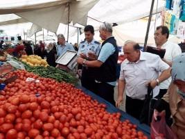 Ümraniye Belediyesi Zabıta Ekipleri Denetimlerini Sürdürüyor