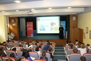 Ümraniye Belediyesi Çocuklara Çevre Bilincini Aşılıyor