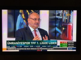 Başkan Hasan Can, NTV'de Yayınlanan Finans Kafe Programının Canlı Yayın Konuğu Oldu